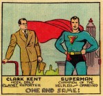 Иллюстрация | Jerry Siegel & Joe Shuster | Superman - Clark Kent