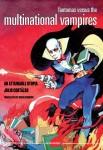 Иллюстрация | Julio Cortazar | Fantomas vs Multinational Vampires
