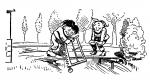 Иллюстрация | Wilhelm Busch | Max und Moritz