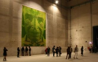 Живопись В Зеленых Тонах