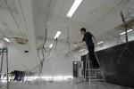 Инсталляция | Onishi Yasuaki | Процесс создания | Вертикальная Пустота