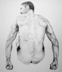Скульптура | Marcus Levin | Tomas, Study IV