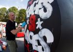 Стрит-арт | FACES & LACES 2015