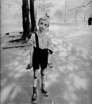 Фотография | Diane Arbus | Child with Toy Hand Grenade in Central Park