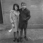 Фотография | Diane Arbus | Teenage couple on Hudson Street