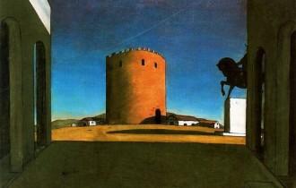 Меланхолия и метафизическая живопись. Джорджо де Кирико