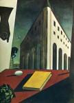 Живопись | Джорджо де Кирико | Туринская весна, 1914