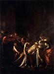 Живопись | Караваджо | Воскрешение Лазаря, 1608-1609