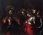 Живопись | Караваджо | Мученичество святой Урсулы, 1610