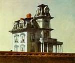 Живопись | Edward Hopper | House by the Railroad, 1925