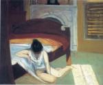 Живопись | Edward Hopper | Summer Interior, 1909