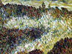 Живопись | Фриц Блейль | Paysage de dunes, 1907