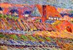 Живопись | Карл Шмидт-Ротлуф | Садоводство, 1906