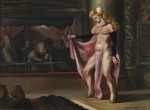 Живопись | Reginald Marsh | Burlesque, 1945