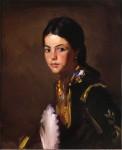 Живопись | Роберт Генри | Segovian Girl, 1912