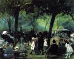 Живопись | Уильям Джеймс Глакенс | The Drive, Central Park, 1905