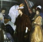 Живопись | William James Glackens | The Shoppers, 1907