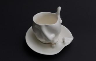 Оживающая Керамика: Мастер Динамики И Сюрреализма Джонсон Цанг