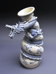 Скульптура | Johnson Tsang | Paintful pot