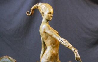 Марк Ньюман. Скульптор Своего Времени