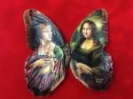 Творчество | Christiam Ramos | Butterflies | Леонардо да Винчи