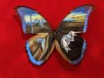 Творчество | Christiam Ramos | Butterflies | Сальвадор Дали