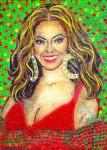 Творчество | Christiam Ramos | Candy Art | Beyonce
