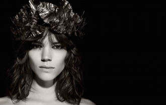 Мода в фас и в профиль: фотографии Карла Лагерфельда