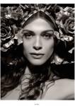 Фотография | Карл Лагерфельд | Pirelli Calendar, 2011 | Elisa Sednaoui as Flora