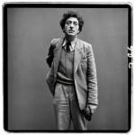 Фотография | Richard Avedon | Alberto Giacometti, sculptor, Paris, March 6, 1958
