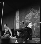 Фотография | Richard Avedon | Elise Daniels, hat by Dior, Paris, August 1948