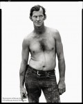 Фотография | Richard Avedon | In The American West | Billy Mudd, Trucker, Alto, Texas, May 7, 1981