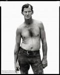 Фотография | Richard Avedon | In The American West | Billy Mudd, Trucker, Alto, Texas, May 7, 1981