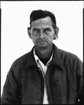 Фотография | Richard Avedon | In The American West | Clifford Feldner, unemployed ranch hand, Golden, Colorado, June 15, 1983