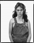Фотография | Richard Avedon | In The American West | Sandra Bennett, twelve year old, Rocky Ford, Colorado, August 23, 1980