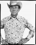 Фотография | Richard Avedon | In The American West | Wilbur Powell, Rancher, Ennis, Montana, July 4, 1978