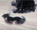 Живопись | Джакомо Балла | Динамизм собаки на поводке