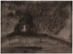 Живопись | Дэвид Линч | House With Tree