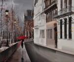 Живопись | Кэл Гаджум | Inspiration of Saint-Louis