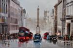 Живопись | Кэл Гаджум | Regent St, City of Westminster, UK