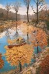 Живопись | Роберт Гонсалвес | Fall Floating