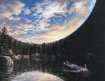 Живопись | Роберт Гонсалвес | The Phenomenon of Floating