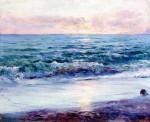 Живопись | Уильям Блэр Брюс | Mediterranean at Ventimiglia, 1894