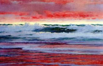 Морские пейзажи.    Уильям Блэр Брюс