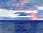 Живопись | Уильям Блэр Брюс | The Clouds of Tempest, 1899