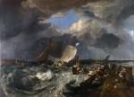 Живопись | Уильям Тернер | Calais Pier