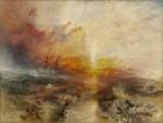 Живопись | Уильям Тернер | The Slave Ship, 1840