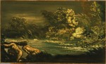 Живопись | Arthur B. Davies | The Flood