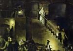 Живопись | George Bellows | Edith Cavell, 1918