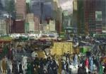 Живопись | George Bellows | New York, 1911